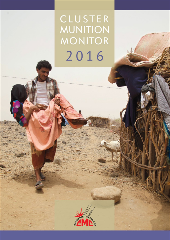 Cluster munition monitor 2016
