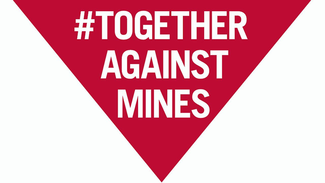 #togetheragainstmines