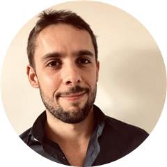 Martin Dupuy, Senior Digital Officer