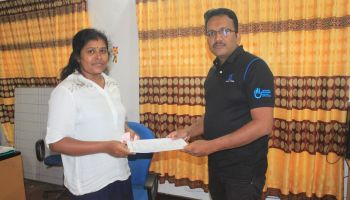 INSPIRE project for children in Sri Lanka with the UEFA Foundation