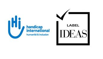 Handicap International Suisse obtient le Label IDEAS