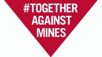 #togetheragainstmines; }}