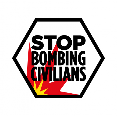EWIPA (Explosive Weapons in Populated Areas), Campagne Stop Bombing Civilians