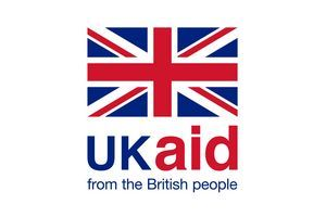 UK aid from the British people Logo