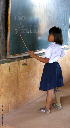Kanhara Cambodge Education Inclusive